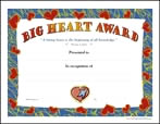 Big Heart Award