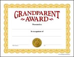 Grandparent Award