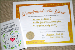 You're invited to Grandparents Day!