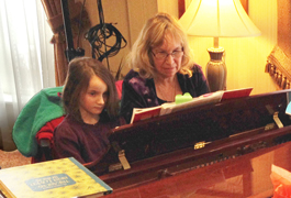 Generations Making Music