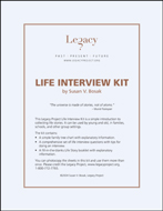 Life Interview Kit