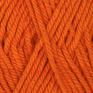 Colour of Orange Yarn