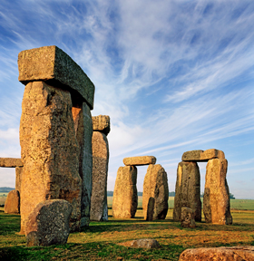 Stonehenge as an example of a legacy-based portal