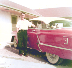 Ted's 1953 Oldsmobile