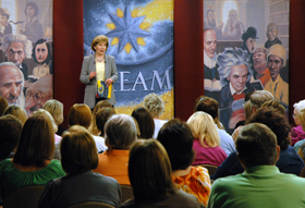 Workshops with researcher, educator, bestselling author Susan V. Bosak